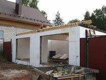 Строительство гаражей под ключ. Копейские строители.