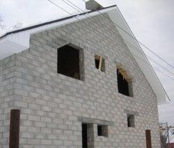 Качественный и недорогой дом из пеноблоков, кирпича, бруса в городе Копейск, можно заказать в нашей компании профессиональных строителей СтройСервисНК