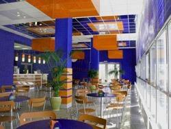 отделка кафе, ресторанов в Копейске