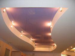 Ремонт и отделка потолков в Копейске. Натяжные потолки, пластиковые потолки, навесные потолки, потолки из гипсокартона монтаж