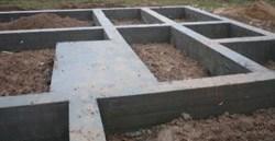Строительство фундамента в Копейске и пригороде