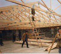 Строительство крыш в Копейске и пригороде