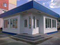 Строительство магазинов в Копейске и пригороде